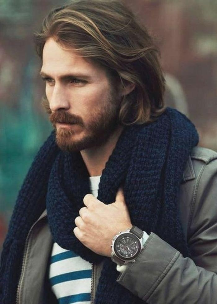 Best 25+ Professional Hairstyles For Men Ideas On Pinterest Regarding Long Hairstyles That Look Professional (View 4 of 15)