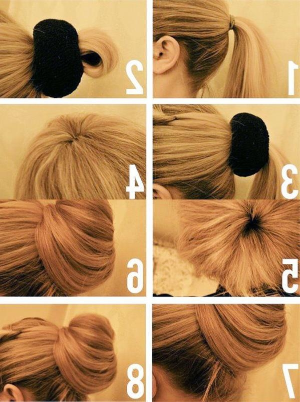 15 ideas of long hairstyles easy updos best 25 quick easy updo ideas only on pinterest quick easy for long hairstyles pmusecretfo Images