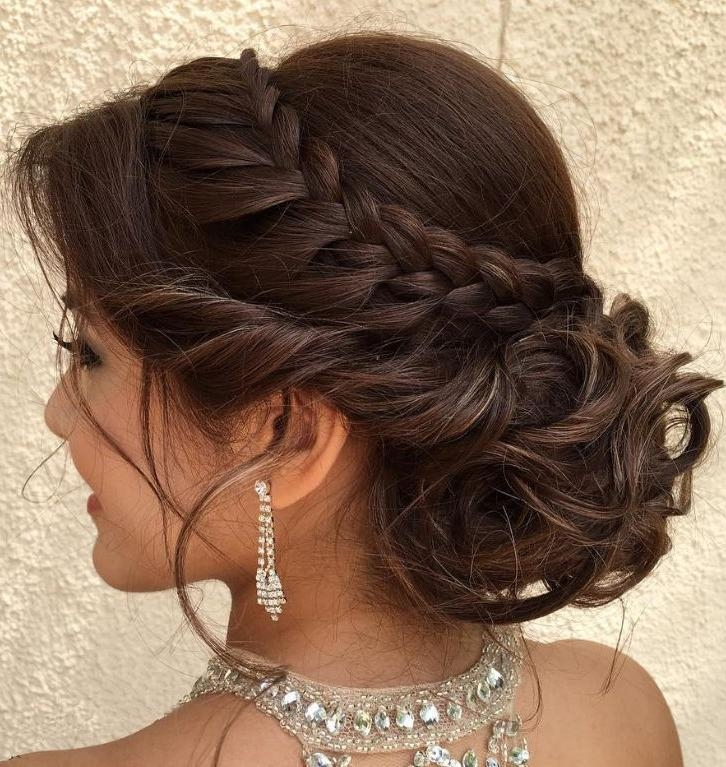 Best 25+ Quince Hairstyles Ideas That You Will Like On Pinterest Throughout Long Curly Quinceanera Hairstyles (View 13 of 15)