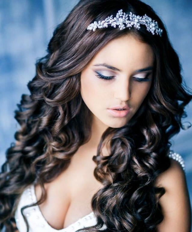 Best 25+ Quince Hairstyles Ideas That You Will Like On Pinterest With Regard To Long Quinceanera Hairstyles (View 8 of 15)