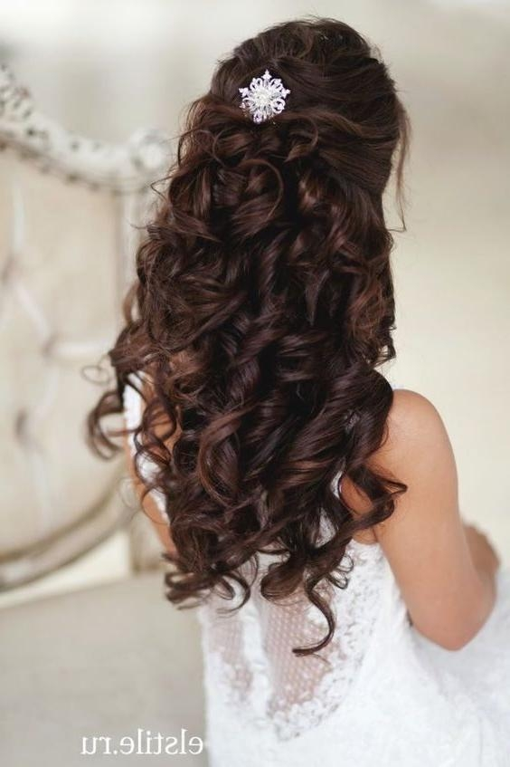 Best 25+ Quinceanera Hairstyles Ideas On Pinterest | Quince Inside Long Hair Quinceanera Hairstyles (View 8 of 15)