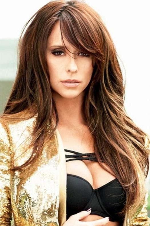 Photo gallery of long hairstyles side bangs viewing 13 of 15 photos best 25 side bang haircuts ideas on pinterest side bangs long throughout long hairstyles winobraniefo Image collections