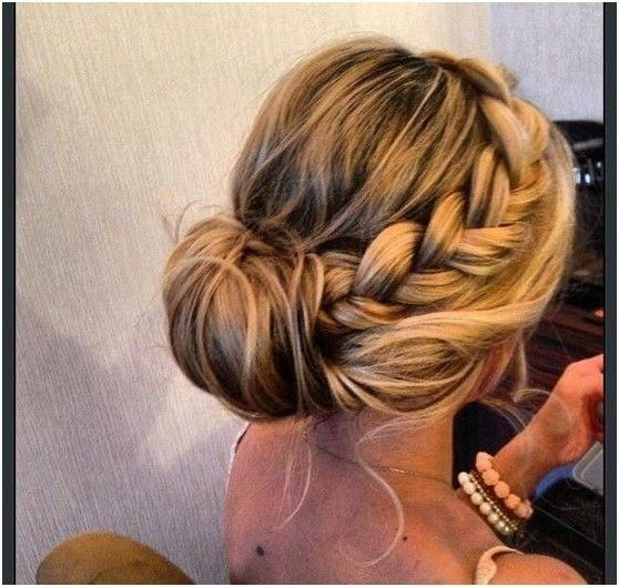 Best 25+ Straight Hair Updo Ideas On Pinterest | Straight Updo Within Long Hairstyles Upstyles (View 12 of 15)