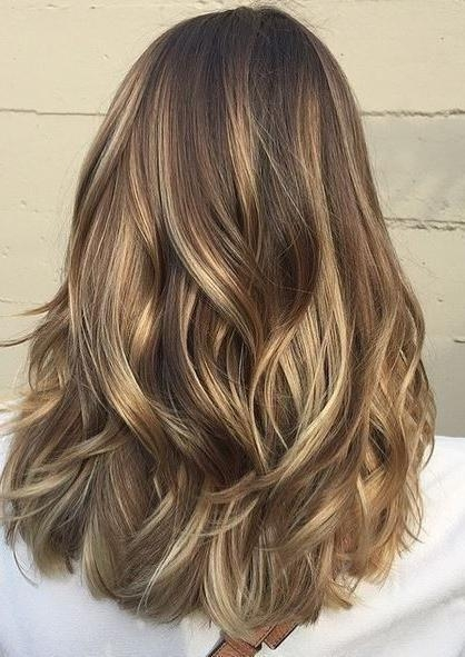Best 25+ Thick Hair Ideas On Pinterest | Haircut For Thick Hair Pertaining To Long Hairstyles For Thick Hair (View 5 of 15)