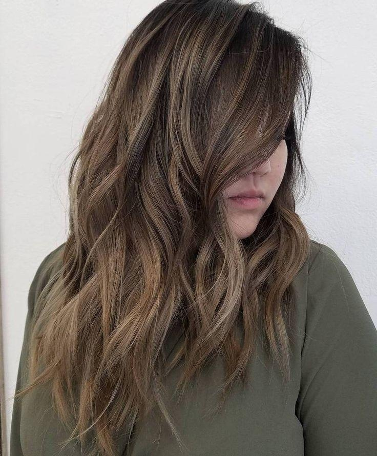 Best 25+ Thick Wavy Haircuts Ideas On Pinterest | Bobs For Thick Pertaining To Long Hairstyles Thick Wavy Hair (View 13 of 15)