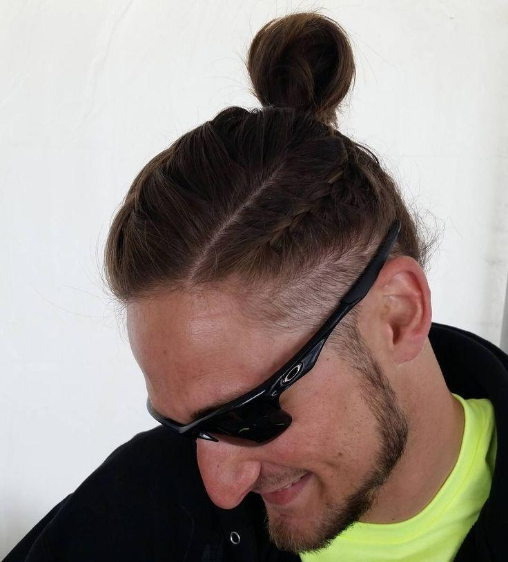Best 25+ Top Knot Men Ideas Only On Pinterest | Man Bun Undercut In Long Hairstyles Knot (View 9 of 15)