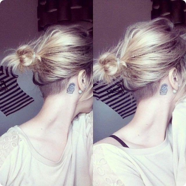 Best 25+ Undercut Long Hair Ideas Only On Pinterest | Hair In Long Hairstyles Shaved Underneath (View 11 of 15)