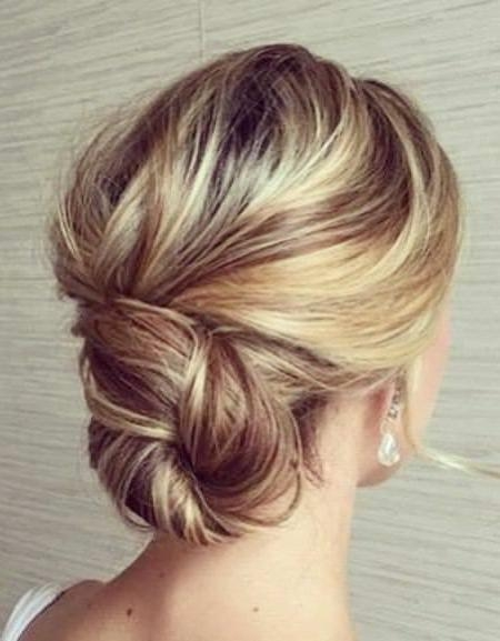Best 25+ Updos For Thin Hair Ideas On Pinterest | Thin Hair Updo For Wedding Updos For Long Thin Hair (View 6 of 15)