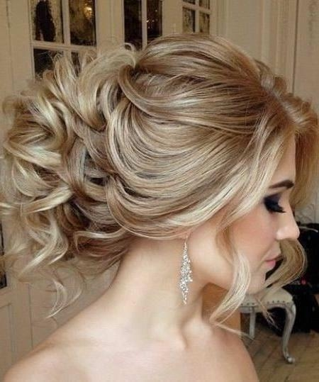 Photo gallery of wedding updos for long thin hair viewing 2 of 15 best 25 updos for thin hair ideas on pinterest thin hair updo for wedding junglespirit Images