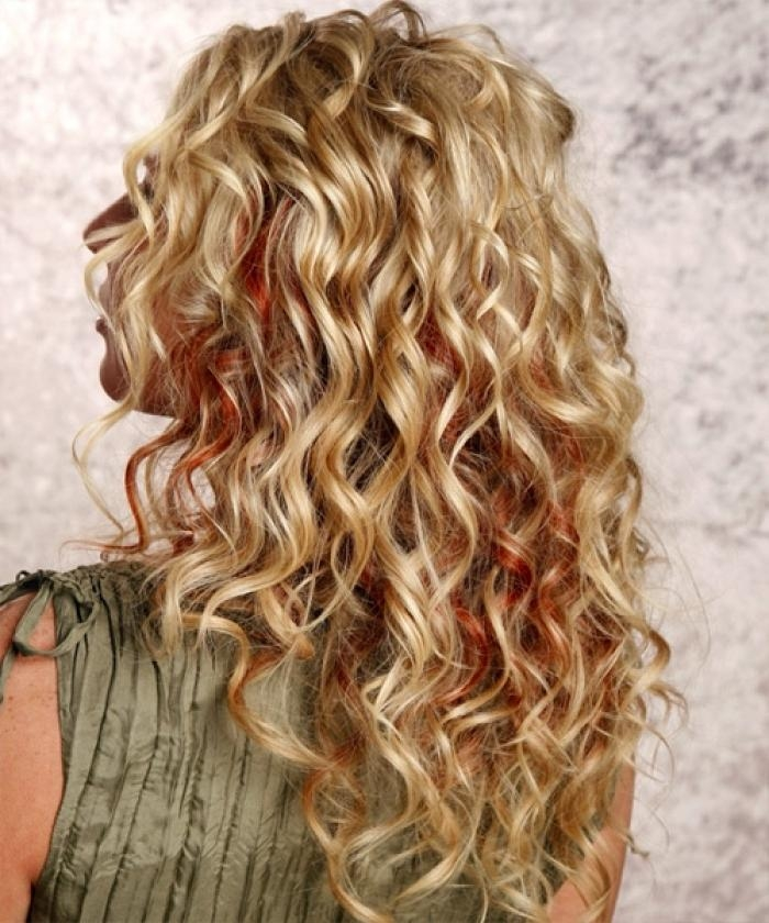 Best 25+ Wavy Permed Hairstyles Ideas On Pinterest | Beach Waves Regarding Long Hairstyles Permed Hair (View 11 of 15)