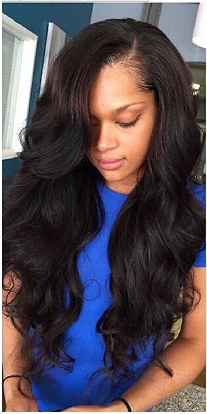 long hair weave styles 15 best collection of weave hairstyles 1705 | best 25 weave hairstyles ideas on pinterest black hair weave for long weave hairstyles
