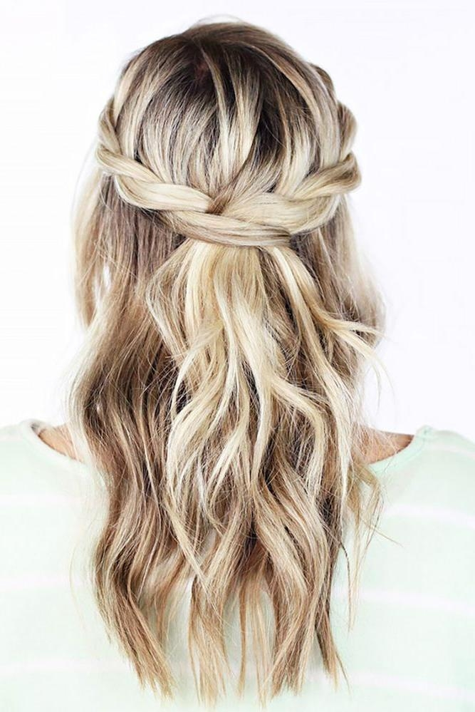 Best 25+ Wedding Guest Hairstyles Ideas On Pinterest | Wedding For Long Hairstyles Wedding Guest (View 3 of 15)
