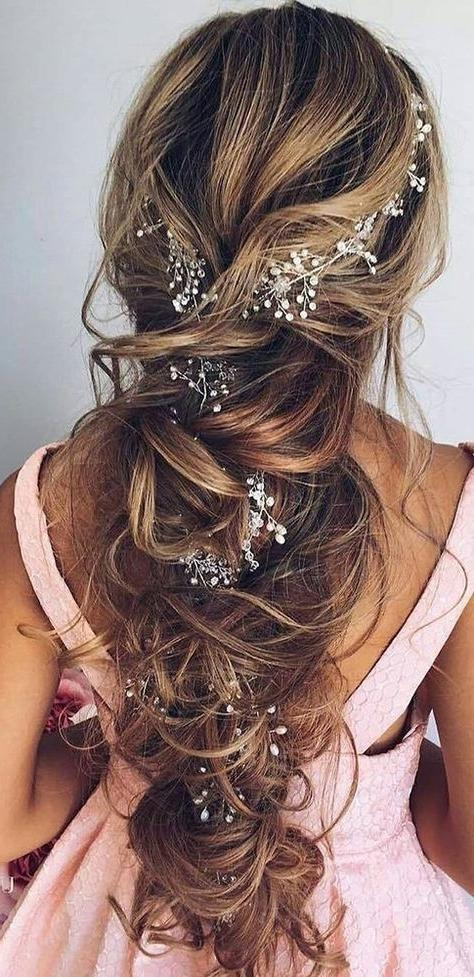 Best 25+ Wedding Hairstyles Long Hair Ideas On Pinterest For Long Hairstyles For Wedding (View 11 of 15)
