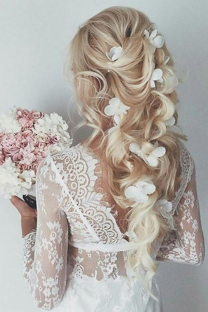 Best 25+ Wedding Hairstyles Long Hair Ideas On Pinterest Pertaining To Long Hairstyles For Wedding (View 12 of 15)