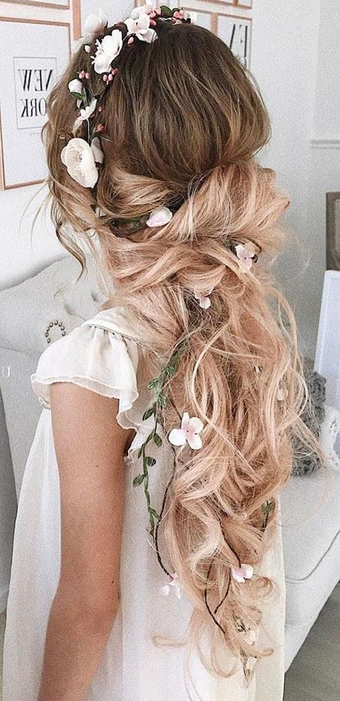 Best 25+ Wedding Hairstyles Long Hair Ideas On Pinterest Throughout Wedding Long Hairdos (View 11 of 15)