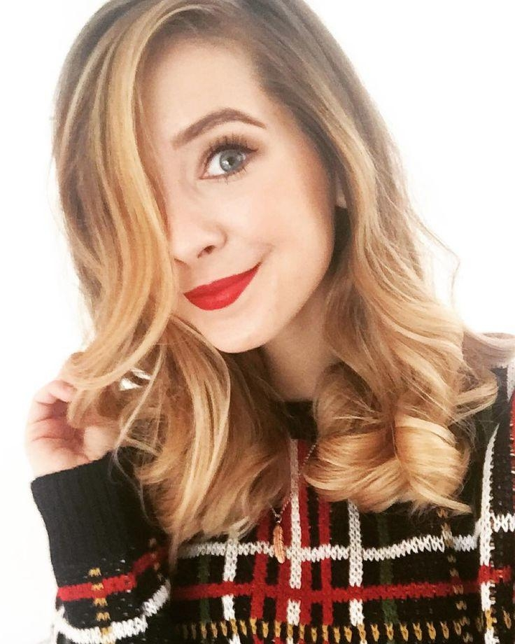 Best 25+ Zoella Hair Ideas Only On Pinterest | Hombre Hair, Zoella Within Zoella Long Hairstyles (View 14 of 15)