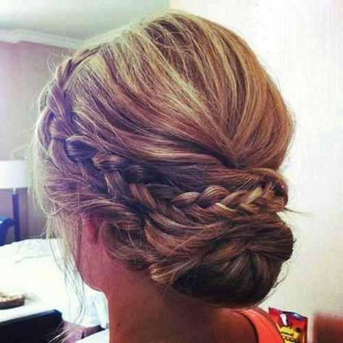 Best Hairstyles Putting Hair Up Ideas – Unique Wedding Hairstyles Pertaining To Long Hairstyles Put Hair Up (View 14 of 15)