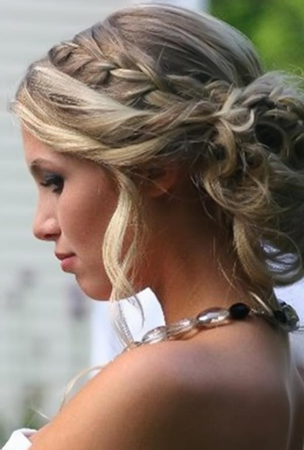 Best Up Hairstyles For Prom Pictures – Unique Wedding Hairstyles Intended For Long Hairstyles Hair Up (View 2 of 15)