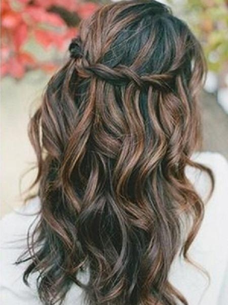 Black Braid Hairstyles With Regard To Long Curly Braided Hairstyles (View 8 of 15)