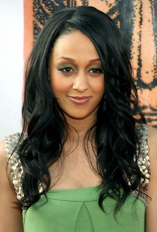 Black Women Long Hairstyles | Hairstyles,short Hairstyles,natural Regarding Long Hairstyles For Black Women (View 13 of 15)
