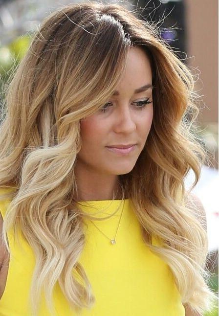 Blonde Long Hairstyles: Lauren Conrad Hair – Popular Haircuts In Long Hairstyles Blonde (View 21 of 24)