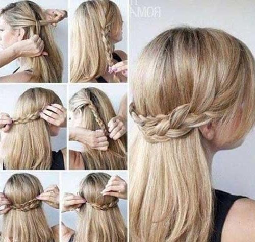 Braiding Hairstyles For Long Hair – Hairstyles Within Cute Braided Hairstyles For Long Hair (View 10 of 15)