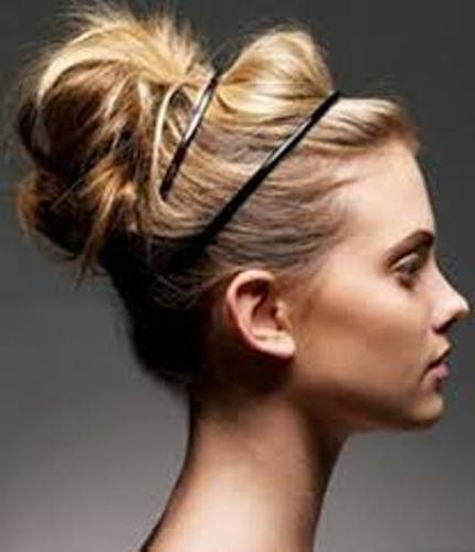 Casual Updos For Long Hair – Zestymag Intended For Long Hairstyles Updos Casual (View 10 of 15)