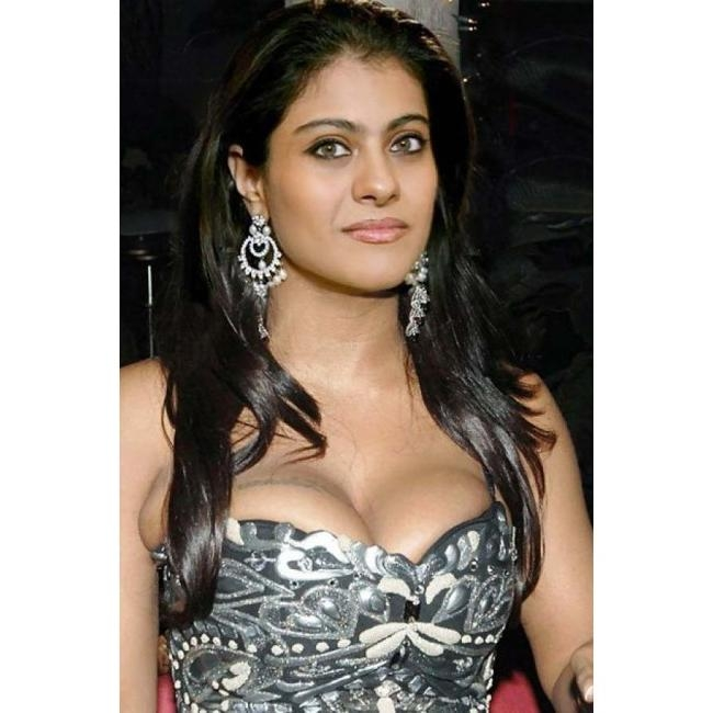 Celebrity Kajol Devgan Long Hairstyles For Women 100% Indian Remy Regarding Long Hairstyles Indian (View 9 of 15)