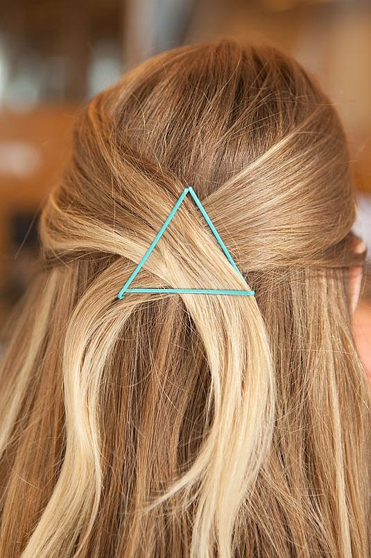 Creative Ways To Use Bobby Pins – Alldaychic With Long Hairstyles Using Bobby Pins (View 12 of 15)