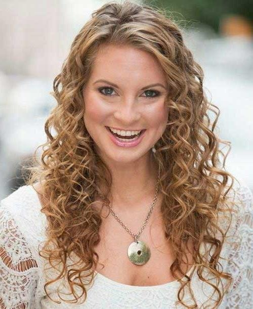 Curly Long Hairstyles And Get Inspiration To Remodel Your Hair Of Throughout Long Hairstyles Curly Hair (View 15 of 15)