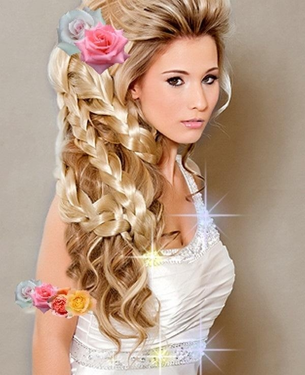 Cute Hairstyles With Braids For Long Hair Intended For Cute Braiding Hairstyles For Long Hair (View 12 of 15)