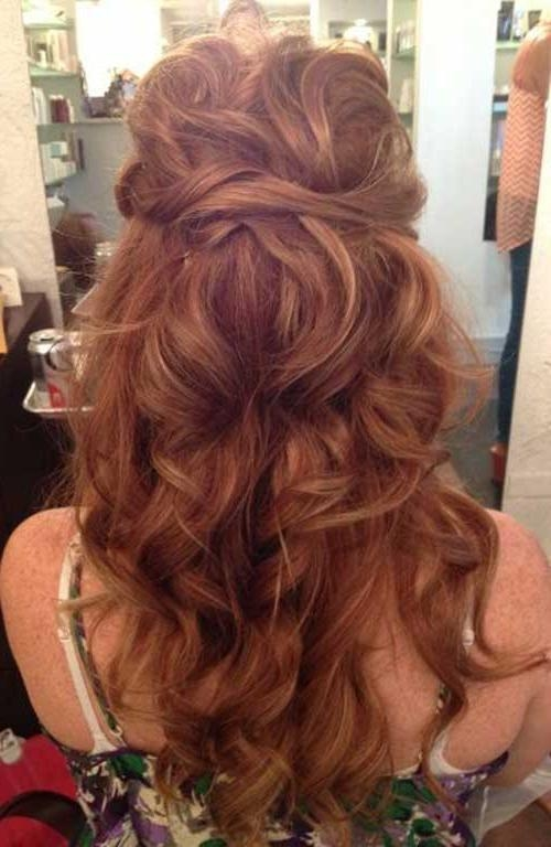 Different Hairstyles For Evening Party | Hairstyles & Haircuts Throughout Long Hairstyles Evening (View 11 of 15)