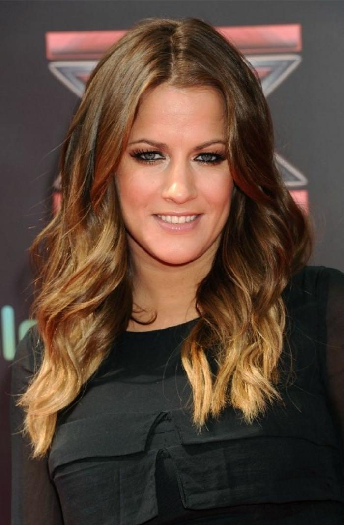 Dip Dye Long Hairstyles – Popular Long Hair 2017 Pertaining To Long Hairstyles Dip Dye (Gallery 11 of 15)
