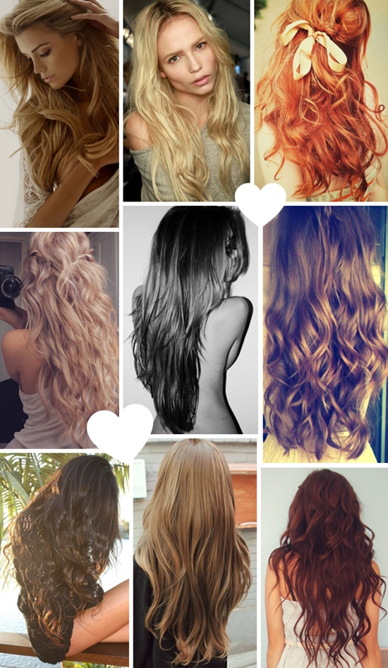 Diy Daily Hairstyles With Wavy Hair Extensions – Vpfashion Throughout Long Hairstyles Naturally Wavy Hair (Gallery 4 of 15)