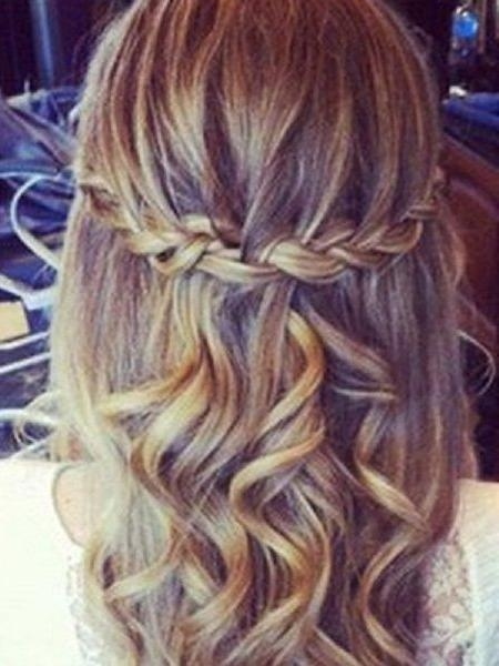 Easy Braided Hairstyles For Long Hair Throughout Long Hairstyles Plaits (View 11 of 15)