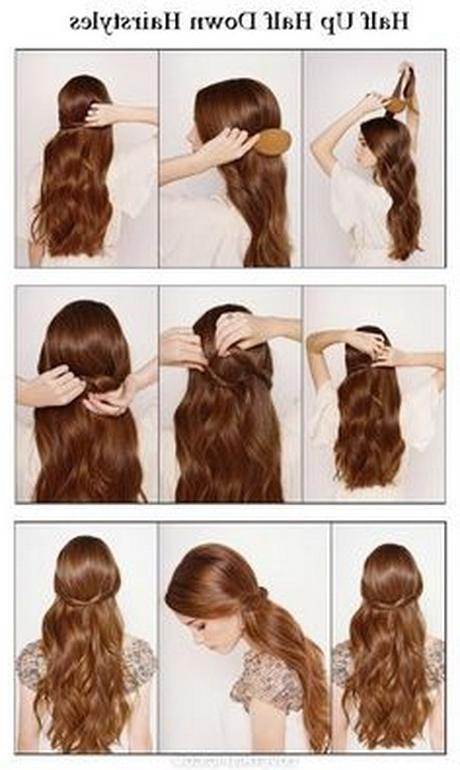 Easy Do It Yourself Hairstyles For Long Hair – Diy Projects With Long Hairstyles Do It Yourself (View 10 of 15)