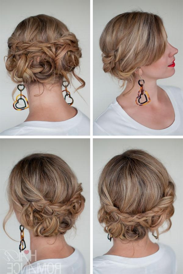 Photo gallery of long hairstyles do it yourself viewing 15 of 15 easy do it yourself updo hairstyles for long hair diy projects pertaining to long hairstyles solutioingenieria Choice Image