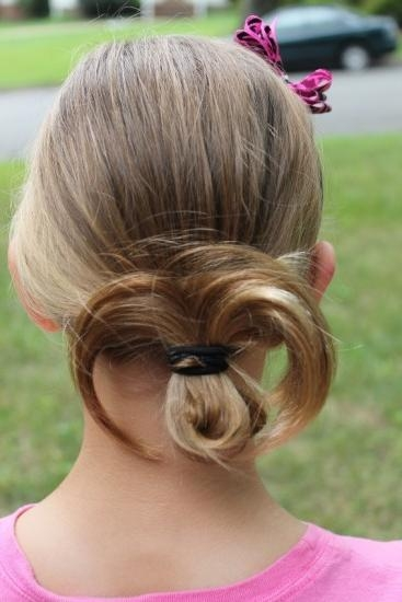 Easy Hairdos For Long Hair – Alexbrands With Hair Clips For Thick Long Hair (View 6 of 15)