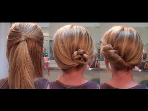 Easy Hairstyles For A Date / Work – Hairstyles For Long Hair Pertaining To Long Hairstyles For Work (View 12 of 15)