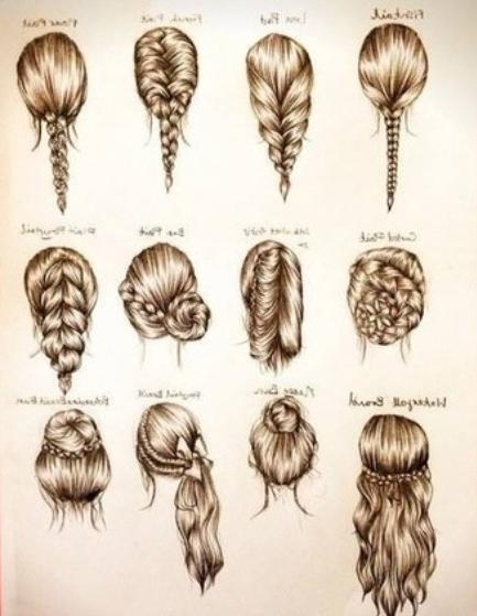Best Ideas Of Long Hairstyles At Home - Hairstyles easy to do at home