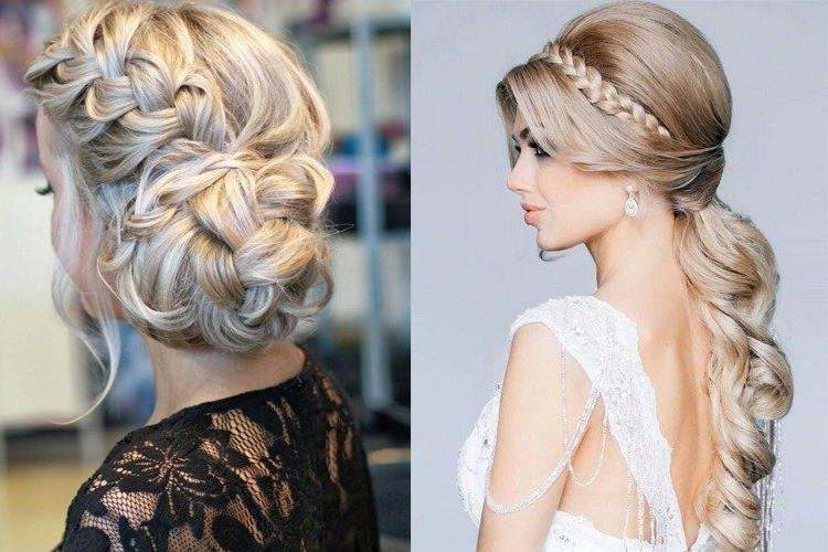 Easy Prom Hairstyles For Long Hair Throughout Long Hairstyles For Prom (View 5 of 15)