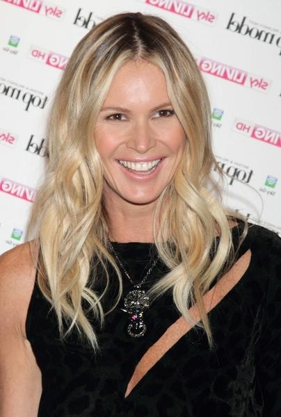 Elle Macpherson – Beauty Riot Pertaining To Long Hairstyles Elle (View 7 of 15)