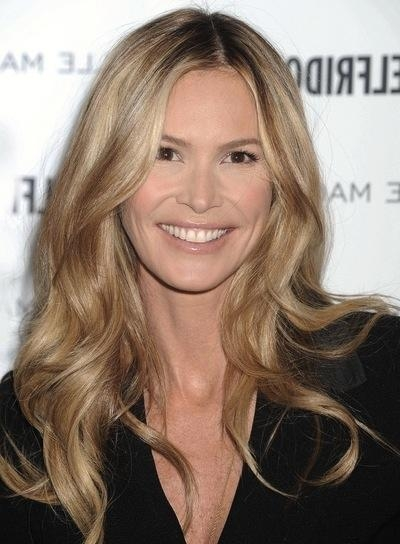 Elle Macpherson – Beauty Riot Regarding Long Hairstyles Elle (View 8 of 15)