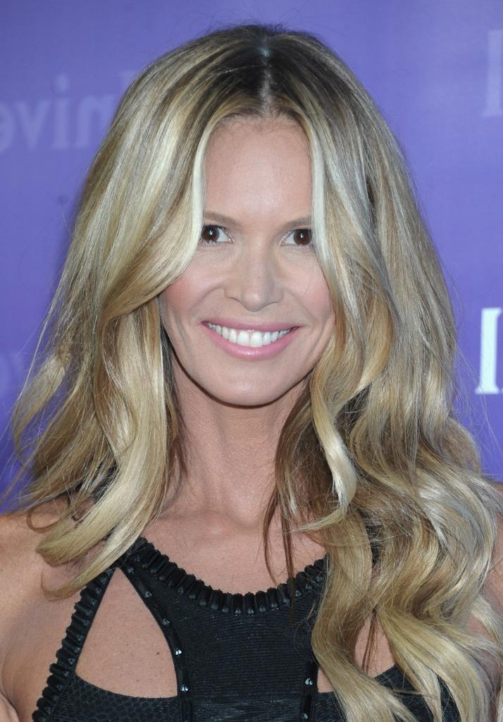 Elle Macpherson Hair – Stylebistro Regarding Long Hairstyles Elle (View 10 of 15)