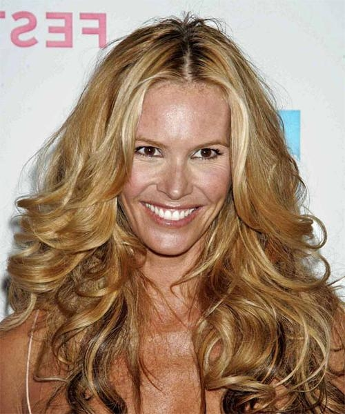 Elle Macpherson Hairstyles For 2017 | Celebrity Hairstyles Regarding Long Hairstyles Elle (View 2 of 15)