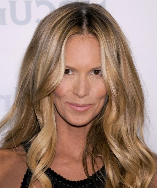 Elle Macpherson Hairstyles For 2017 | Celebrity Hairstyles With Regard To Long Hairstyles Elle (View 13 of 15)