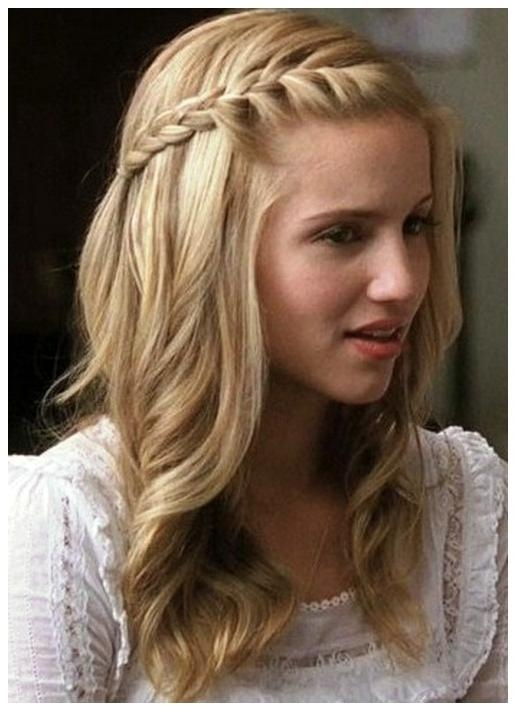 Emejing Braiding Hairstyles For Long Hair Pictures – Unique With Regard To Long Hairstyles Plaits (View 12 of 15)