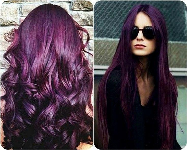 Emejing Long Hairstyles Colors Gallery – Best Hairstyles In 2017 In Long Hairstyles Colors (View 6 of 15)