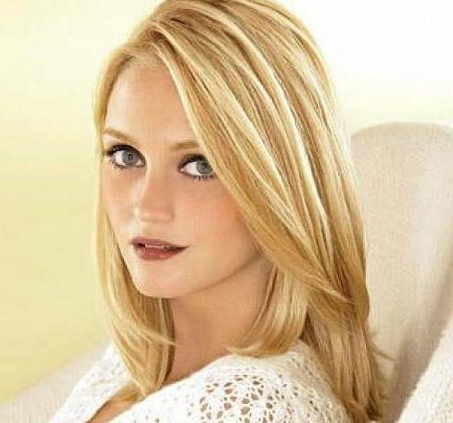 Emejing Pictures Of Medium Length Hairstyles For Fine Hair With Medium To Long Hairstyles For Fine Hair (View 11 of 15)
