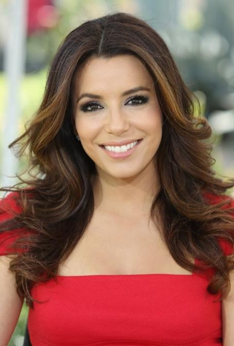 Photo gallery of long hairstyles eva longoria viewing 15 of 15 eva longoria beautiful long wavy hairstyles most popular with long hairstyles eva longoria gallery urmus Choice Image